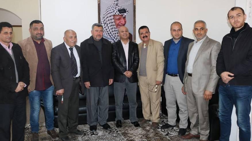 جبهة العربية الفلسطينية