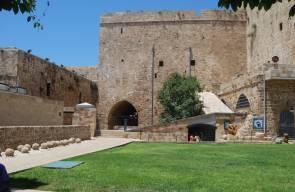 61 قلعة عكا