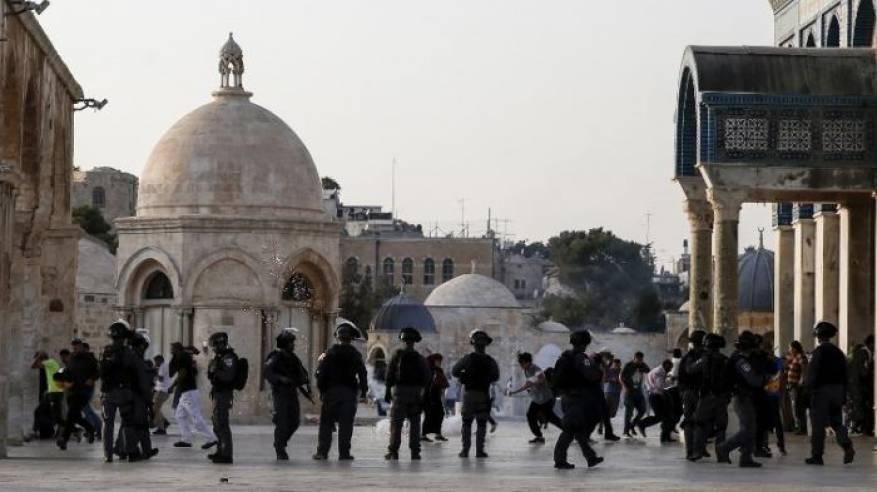 الاحتلال يحول القدس إلى ثكنة عسكرية عشية نقل السفارة الأميركية