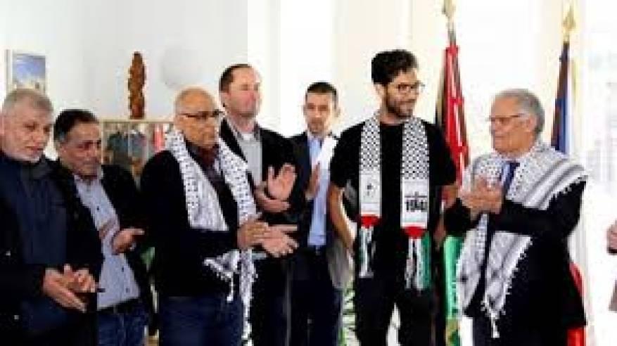 سفارة فلسطين لدى التشيك تحيي الذكرى الـ71 للنكبة