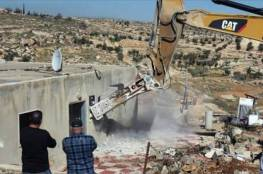 تقرير: الاحتلال يتوسع في هدم منازل المواطنين في المناطق المصنفة