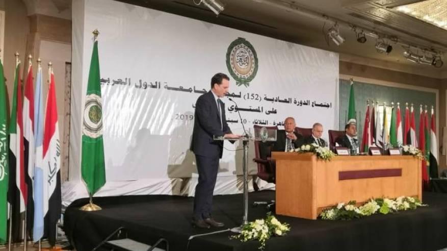 المفوض العام للأونروا يطلب في الجامعة العربية مساعدة سياسية ومالية عاجلة