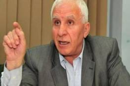 الأحمد: ملف الحركة الأسيرة وإحقاق الحقوق المشروعة لشعبنا على سلم أولويات القيادة