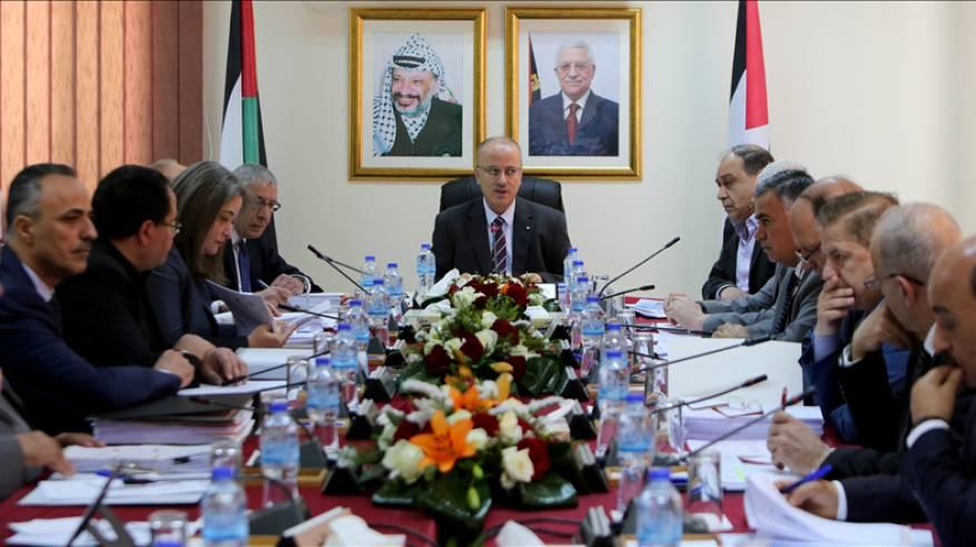 مجلس الوزراء يحمّل حكومة الاحتلال والإدارة الأميركية مسؤولية دماء الشهداء والجرحى