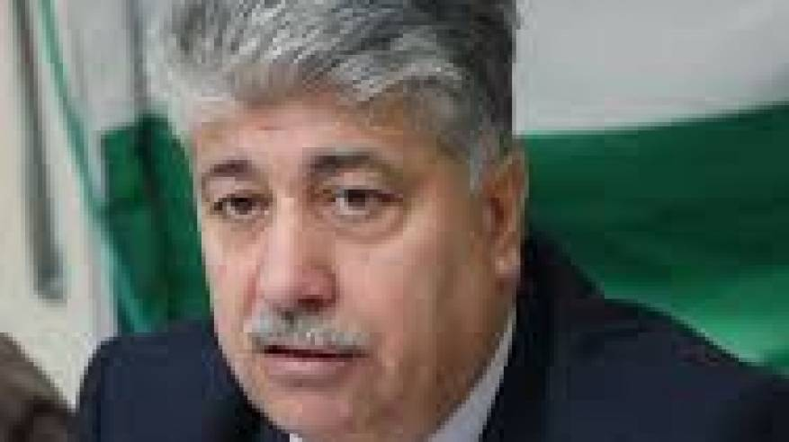 مجدلاني يطلع القنصل التركي على آخر المستجدات السياسية
