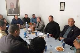 لجنة لاجئي خان يونس : اجتماع لدعم استمرار عمل الاونروا