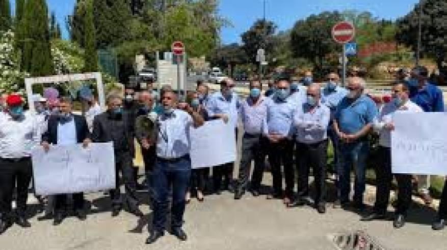 السلطات المحلية العربية بأراضي عام 48 تواصل إضرابها لليوم الثاني