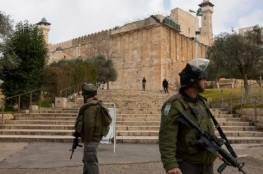 الاحتلال يغلق الحرم الإبراهيمي يومي الجمعة والسبت المقبلين