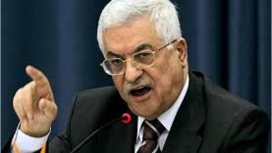 الرئيس يدين التصعيد الإسرائيلي الخطير ضد أبناء شعبنا في قطاع غزة