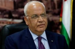 عريقات: إدارة الرئيس ترمب بدأت هجوما على كل ما هو فلسطيني