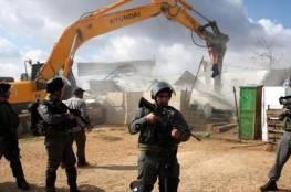 إسرائيل تهدم قرية العراقيب في النقب للمرة الـ132