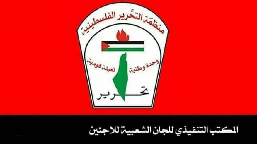 اللجان الشعبية في المخيمات: رفض حركتي حماس والجهاد  للقرار 194 وعدم الاعتراف بالمنظمة يثير الشبهات