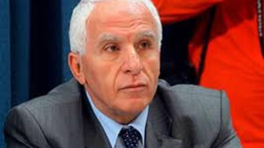 الأحمد: الرئيس طلب تشكيل لجنة لمتابعة تنفيذ الرد على قرارات الضم الاسرائيلية