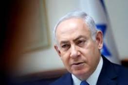 المدة التي منحت لنتنياهو لتشكيل حكومة إسرائيلية جديدة تنتهي الخميس المقبل