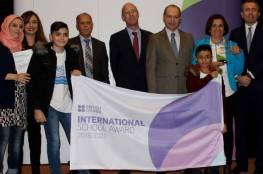 مدارس الأونروا في لبنان تتمكن من إضفاء بُعد دولي على مناهجها الدراسية