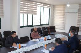 د. ابو هولي يطالب مفوض عام الأونروا بصرف بدل ايجار لمن دمرت منازلهم بشكل كامل خلال الحرب على قطاع غزة