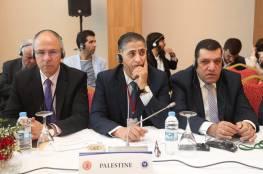 المجلس التنفيذي للجمعية البرلمانية الاسيوية تعتمد مجموعة قرارات داعمة للشعب الفلسطيني