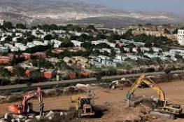 تقرير: موجة جديدة من الاستيلاء على الأراضي والتوسع الاستيطاني لتقويض حل الدولتين