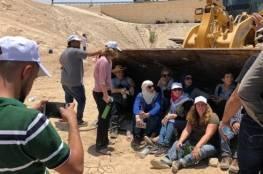 محكمة الاحتلال تقرر إخلاء وهدم قرية الخان الأحمر شرق القدس