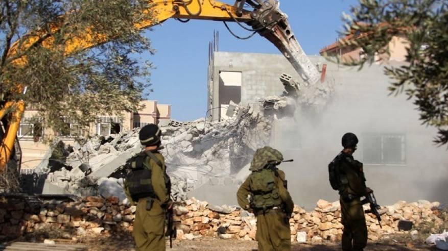 الخارجية تطالب الجنائية الدولية بالتحقيق في جريمة هدم المنازل