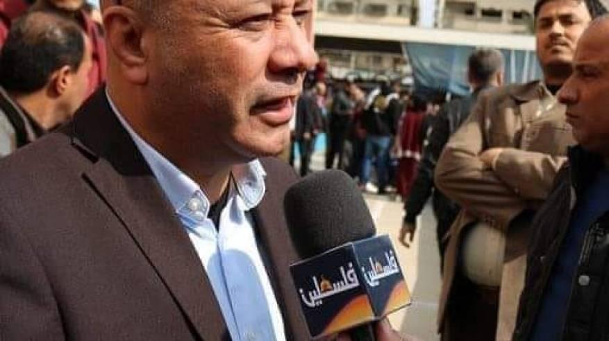 د. ابو هولي يتقدم بالتهنئة للرفاق في الجبهة العربية الفلسطينية بمناسبة الذكرى (٥١) للانطلاقة ومرور (٢٦) عاما على التجديد