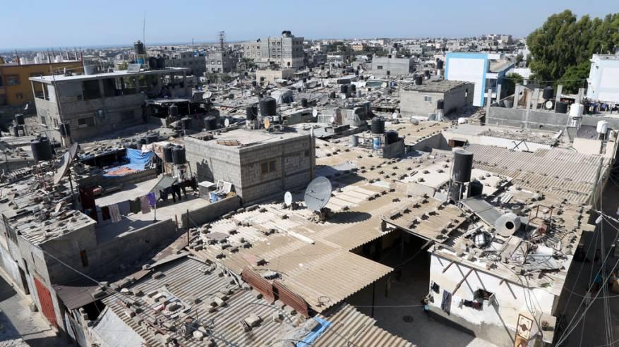 مخيم رفح