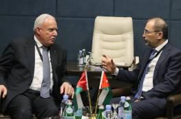 المالكي في رسالة لنظيره الأردني: نفتخر ونعتز بمواقف العاهل الأردني في وجه التهديدات الإسرائيلية بالضم