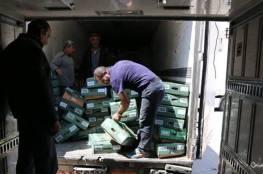 أمين سر اللّجان الشّعبية في لبنان يستلم لحوم الأضاحي من المملكة العربية السعودية