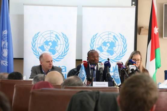 الاونروا: 149 مليون لتغطية عمليات الوكالة في الأردن عام 2020