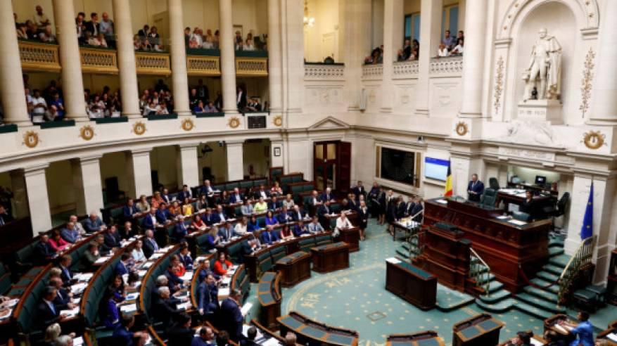 الفرّا: البرلمان البلجيكي يصوّت على مشروع قرار لاتخاذ إجراءات ضد إسرائيل في حال تنفيذها مخطط الضم