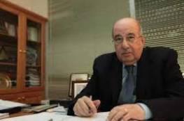 الزعنون: شرعية الرئيس مستمدة من شعبه ومن مؤسسات منظمة التحرير