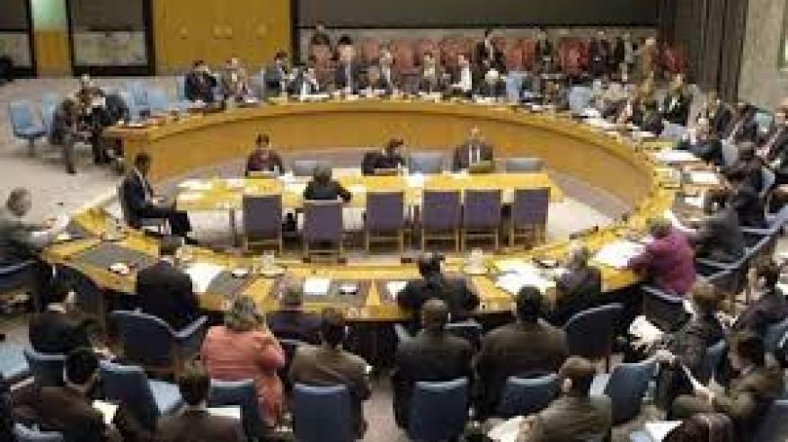 مجلس الامن الدولي يعقد جلسة حول الاستيطان الاسرائيلي