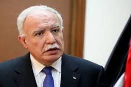 المالكي يحذر من إقرار الإدارة الأميركية المزيد من القرارات لصالح الاحتلال الإسرائيلي