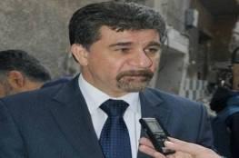 عبد الهادي يطلع السفير المصري بدمشق على مستجدات القضية الفلسطينية