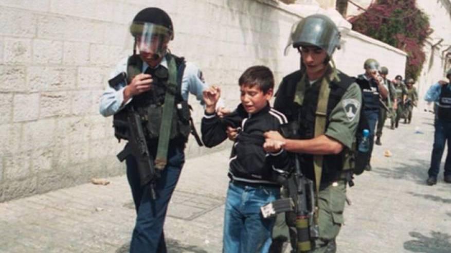 الحركة العالمية للدفاع عن الأطفال: 85% من الأطفال المعتقلين العام الماضي تعرضوا للعنف الجسدي
