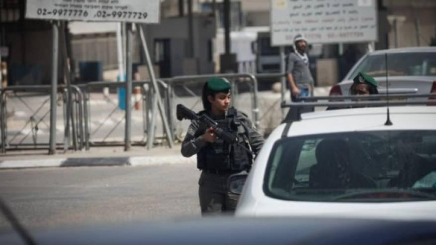 بدءا من الخميس.. الاحتلال يحظر دخول مواطني الـ48 للضفة