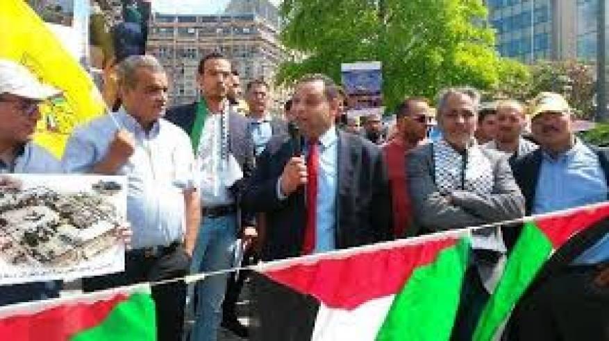جاليات فلسطينية تؤكد رفضها القاطع لمؤتمر