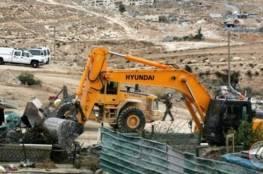 الشرطة الإسرائيلية تهدم منزلا وديوانا في النقب