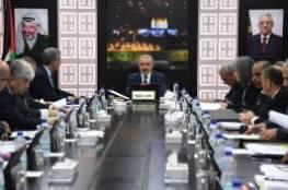 الحكومة: لجنة من الوزارات لتوثيق جريمة الاحتلال في واد الحمص وتقديمها للمحاكم