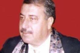 د. ابو هولي يشاطر د. احمد مجدلاني بوفاة شقيقه