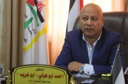 د. ابو هولي : يعلن عن رزمة مشاريع لمخيمات الضفة بتمويل من الصندوق العربي للإنماء الاقتصادي والاجتماعي