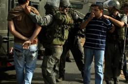اعتقالات ومواجهات في الضفة المحتلة تطال مُخيّمي الجلزون والدهيشة