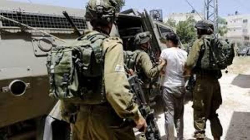 نادي الأسير: قوات الاحتلال تعتقل 22 مواطنا من الضفة
