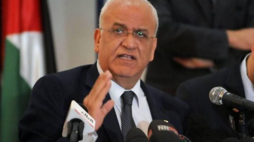 الرئيس يصادق على توزيع المهام والدوائر على أعضاء اللجنة التنفيذية لمنظمة التحرير