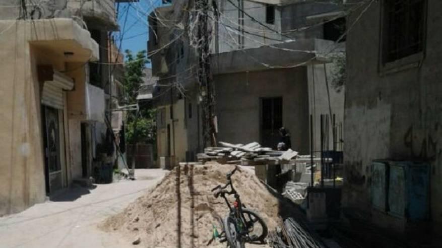 مخيم الرشيديه للاجئين الفلسطينيين