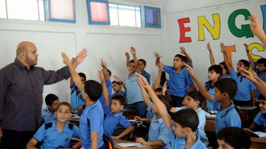 الأونروا تقوم بمراجعة مواد التعلم الذاتي لضمان التقيد التام بأرفع مبادئ الأمم المتحدة