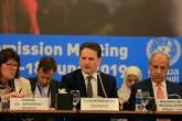 اللجنة الاستشارية تجتمع لمناقشة الدعم للأونروا