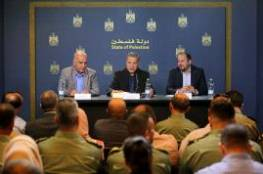 أبو ردينة يدعو لضرورة التعبئة الوطنية في مواجهة المشاريع التصفوية للقضية