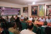 اللجنة الشعبية بالشاطئ تعقد اجتماعا موسعاً لبحث تطورات تقليصات الاونروا