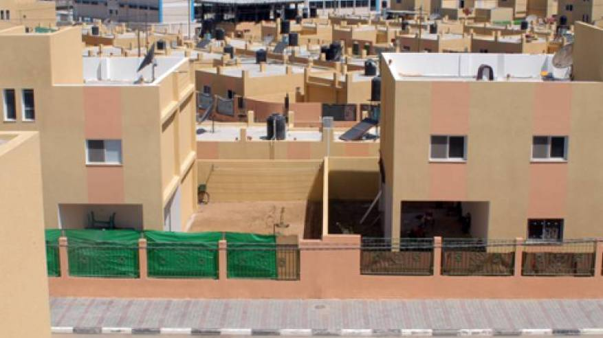 برنامج البنية التحتية وتحسين المخيمات في وكالة الغوث وتشغيل اللاجئين الفلسطينيين (الاونروا)